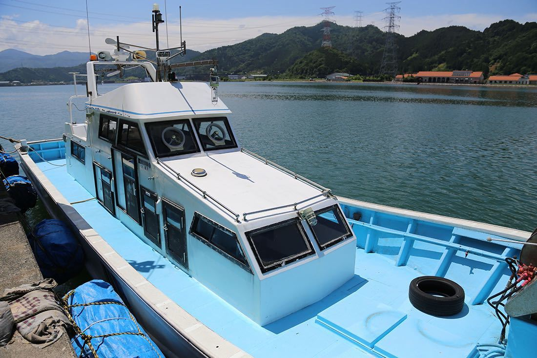 【boatflow.jp】塩野造船興業 50ft 漁船_画像5