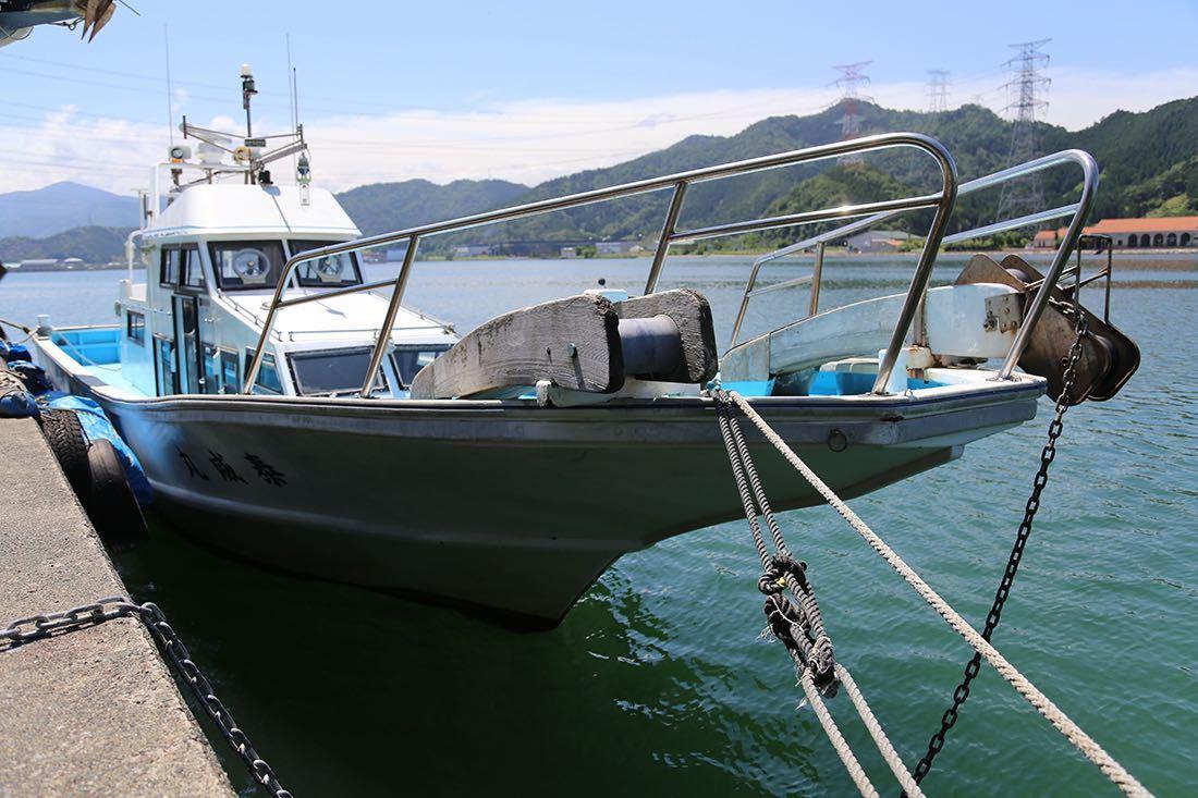 【boatflow.jp】塩野造船興業 50ft 漁船_画像2