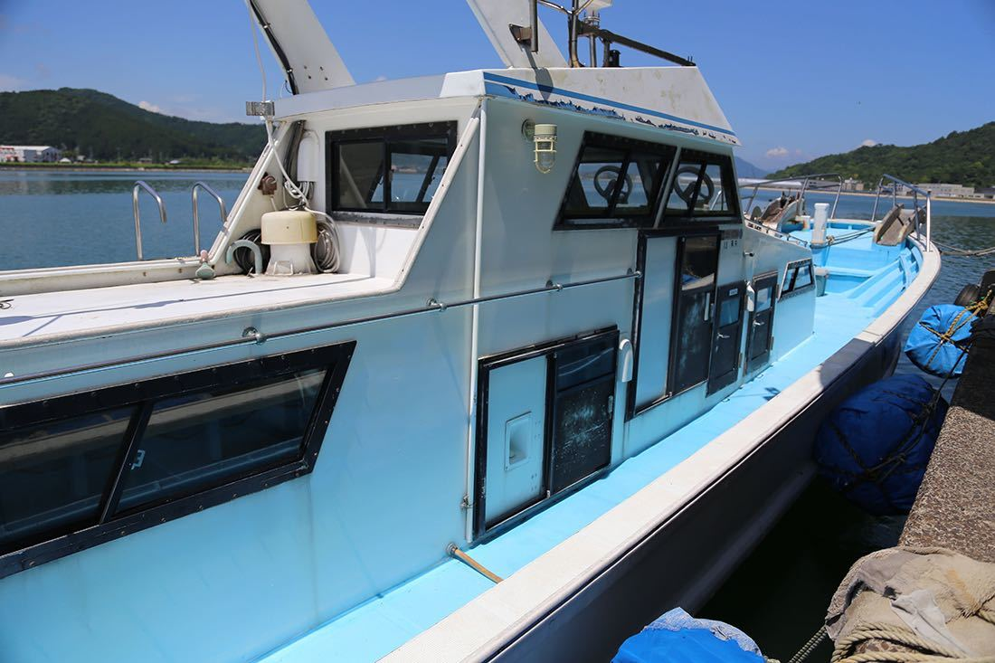 【boatflow.jp】塩野造船興業 50ft 漁船_画像10