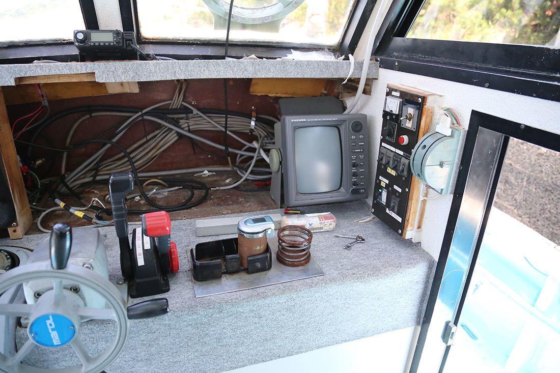 【boatflow.jp】塩野造船興業 50ft 漁船_画像9