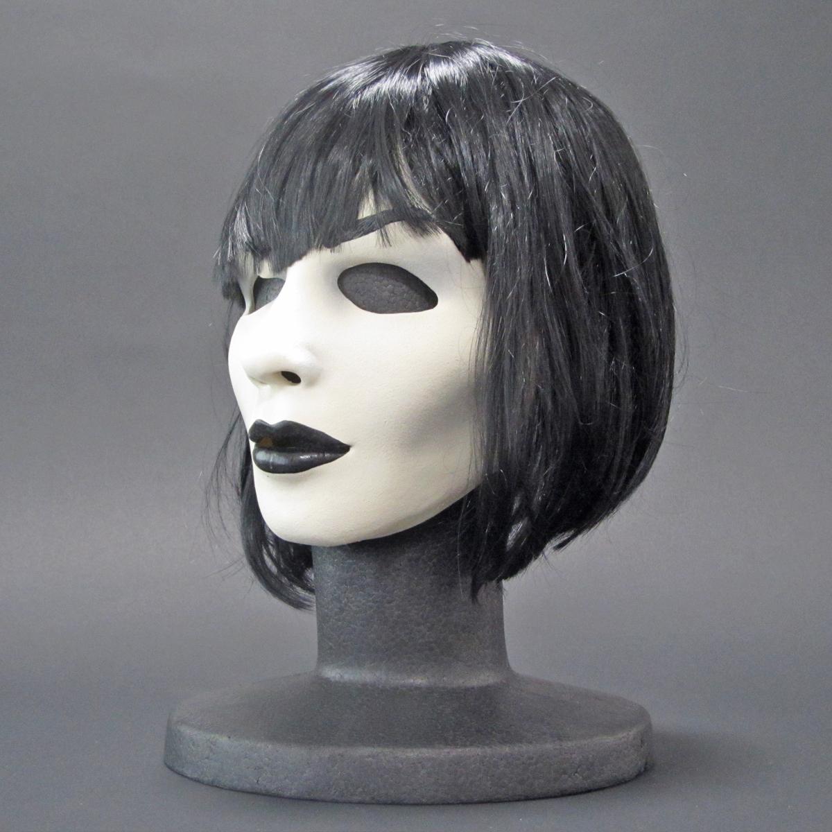 <Hot Goth>Zagone Studios ザゴーニ スタジオ マスク ハロウィン コスプレ ホラー イベント 女装 仮装 ハンドメイド アメリカ製 正規品_画像1