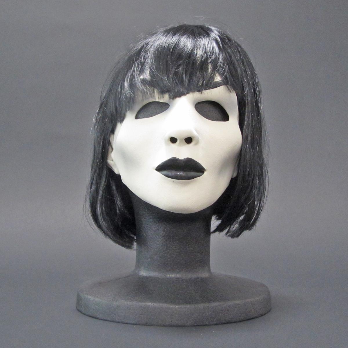 <Hot Goth>Zagone Studios ザゴーニ スタジオ マスク ハロウィン コスプレ ホラー イベント 女装 仮装 ハンドメイド アメリカ製 正規品_画像2