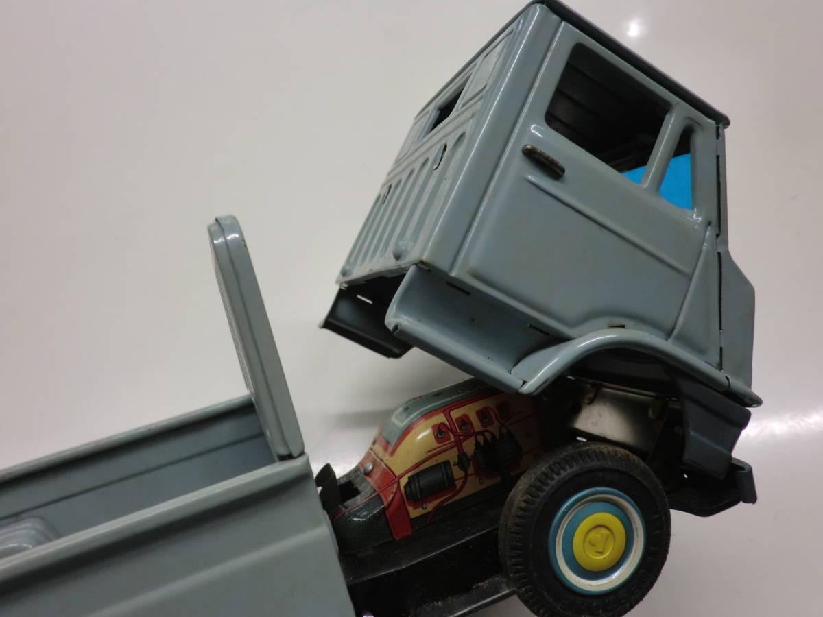 アサヒ玩具 ATC トヨエース ブリキ_画像7