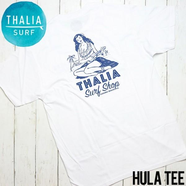 [クリックポスト対応] THALIA SURF タリアサーフ HULA TEE 半袖Tシャツ WTS0258  Sサイズ_画像1