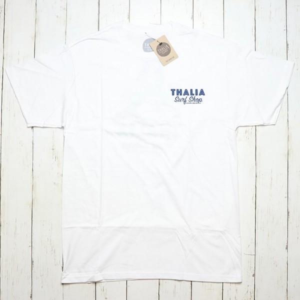 [クリックポスト対応] THALIA SURF タリアサーフ HULA TEE 半袖Tシャツ WTS0258  Sサイズ_画像4