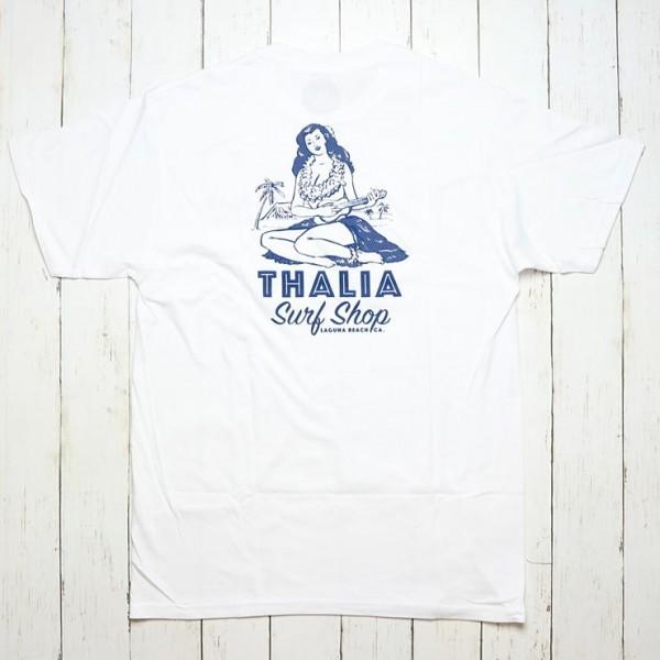 [クリックポスト対応] THALIA SURF タリアサーフ HULA TEE 半袖Tシャツ WTS0258  Sサイズ_画像2