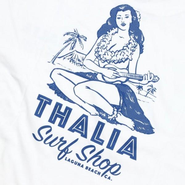 [クリックポスト対応] THALIA SURF タリアサーフ HULA TEE 半袖Tシャツ WTS0258  Sサイズ_画像3