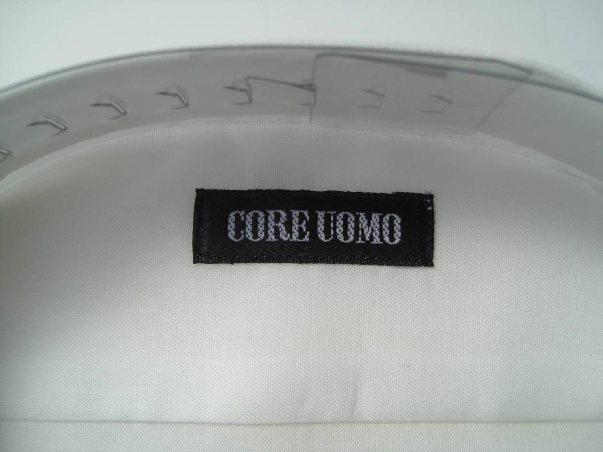 CORE  UOMO 新品です サイズ48 スタンドシャツ 定価¥26000_画像2