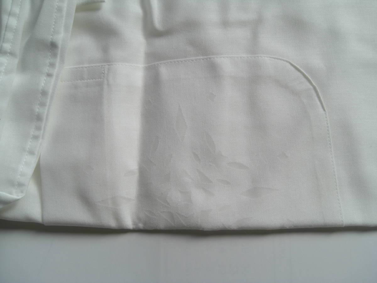 CORE  UOMO 新品です サイズ48 スタンドシャツ 定価¥26000_画像6