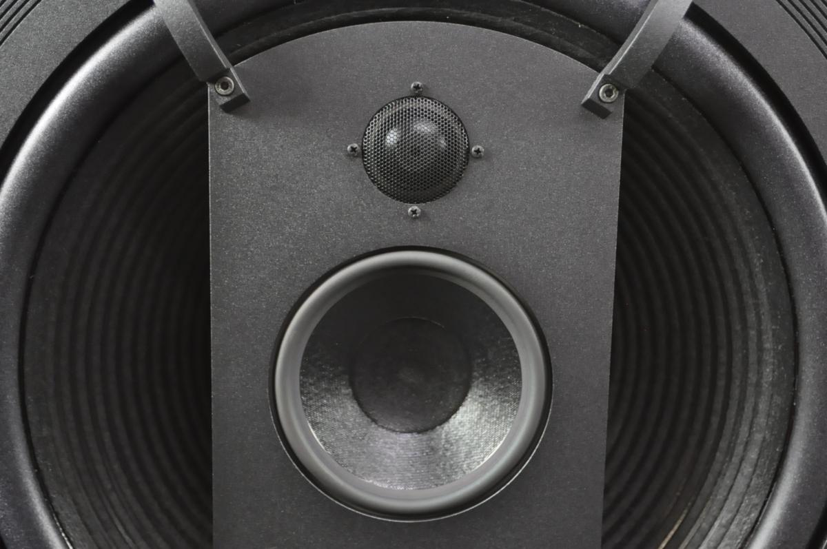 〇Musikelectronic Geithain ムジークエレクトロニクガイザイン RL901K Referenz-Regielautsprecher 1台 スピーカー スタンド 【保証品】_画像3