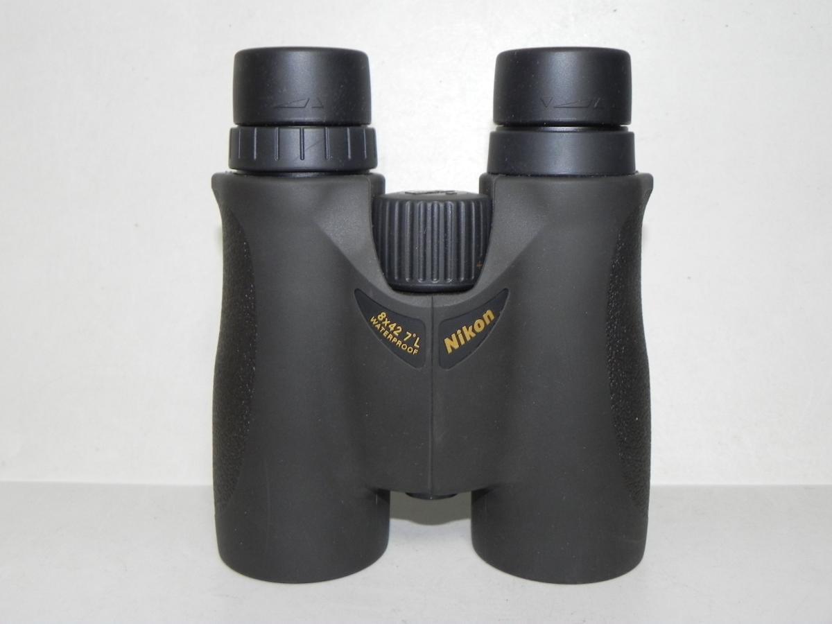 ニコン NIKON 8×42HG L DCF [双眼鏡 8倍 42mm 防水]中古良品_画像1