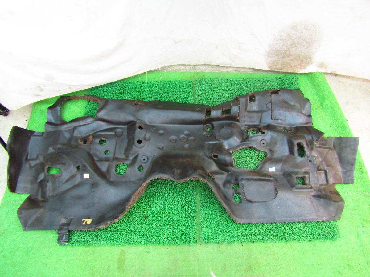 S14 シルビア 後期 純正 ダッシュボード内 マット 内装 内張 防音 バルクヘッド カバー 前期_画像1