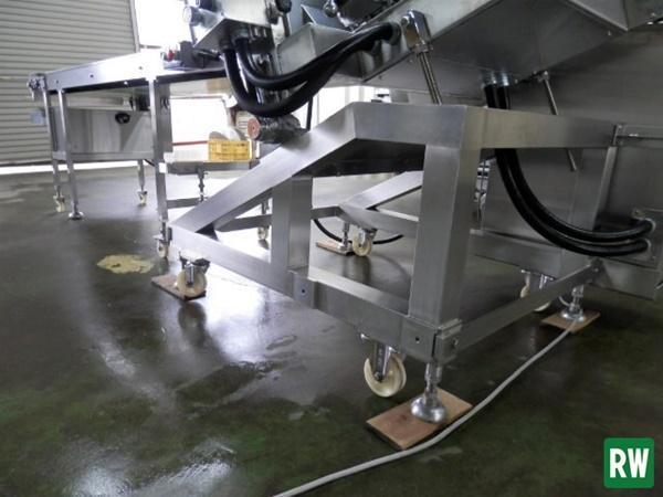 高速スライサー ミートロボ なんつね/南常 NS-300 三相200V/エア 試運転動画あり 瞬間スライサー 食肉スライサー [6-132072]_画像10