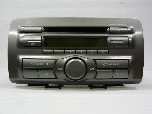 トヨタ 純正 QNC系 bB CDプレーヤー MP3/WMA対応 DEH-M3057ZY_画像1