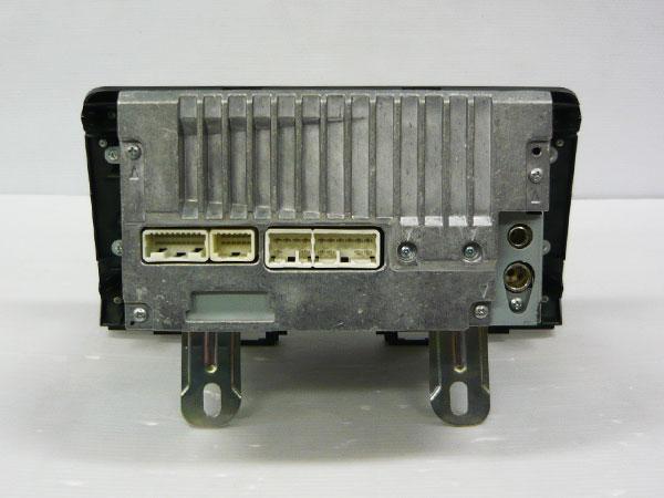トヨタ 純正 QNC系 bB CDプレーヤー MP3/WMA対応 DEH-M3057ZY_画像2
