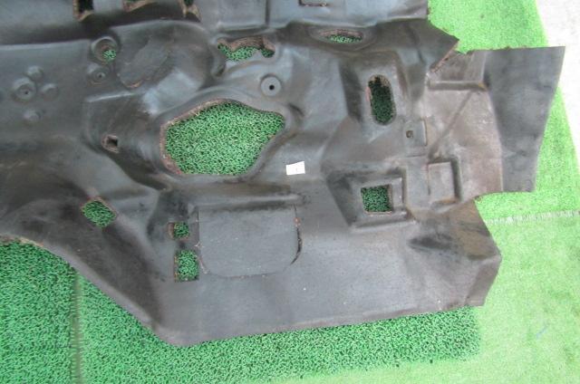 S14 シルビア 後期 純正 ダッシュボード内 マット 内装 内張 防音 バルクヘッド カバー 前期_画像5