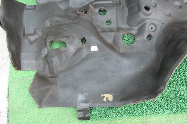 S14 シルビア 後期 純正 ダッシュボード内 マット 内装 内張 防音 バルクヘッド カバー 前期_画像2