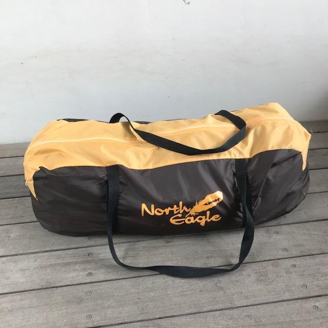 North Eagle(ノースイーグル) テント ワンポールテント 300 [3~4人用] NE156 _画像2