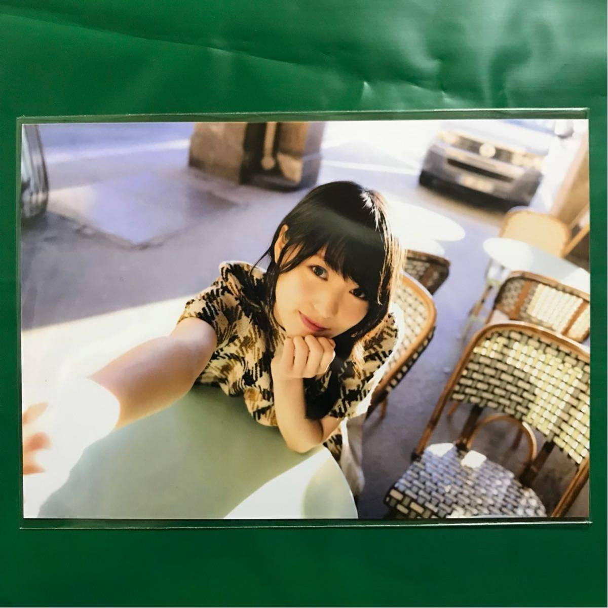 欅坂46 菅井友香 1st写真集 フィアンセ サイン入り写真集 お渡し会_画像5