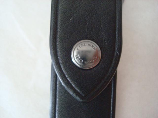 新品・未使用 コーチ COACH メンズ 男性用 レザー 革 ドッグクリップバレット キーホルダー キーリング 黒 ブラック 24671 直営店購入