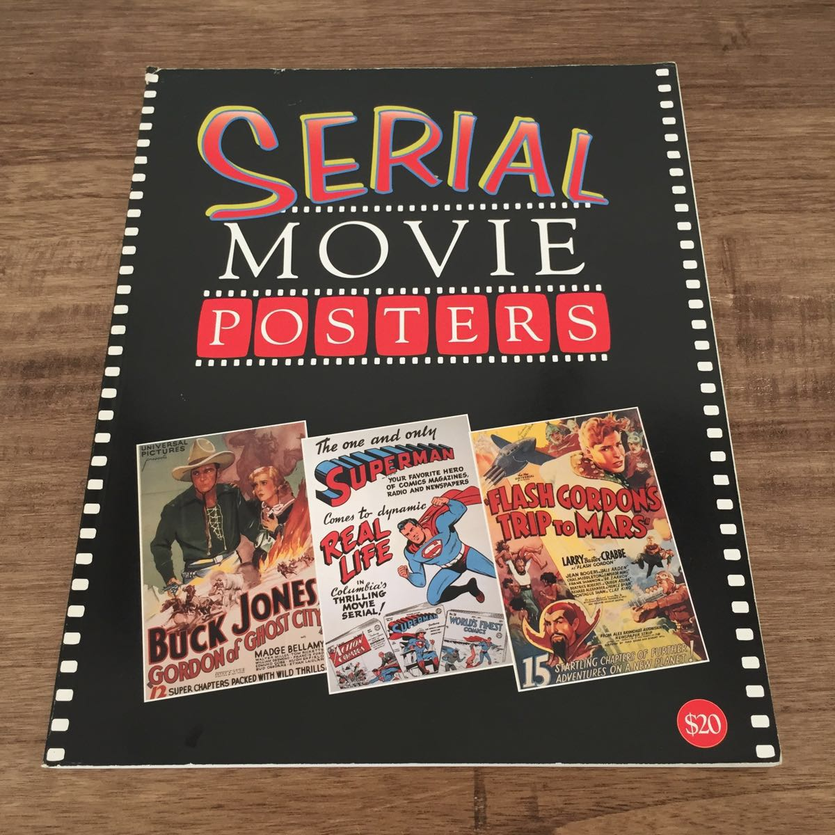 foreign book Serial Movie Posters (Vintage Movie Posters