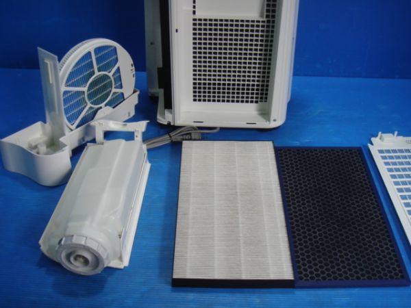 SHARP  SHARP   увлажнение  очиститель воздуха  2016 год выпуска   очистка воздуха   плазма   кластер   KC-500Y9-W ... 140