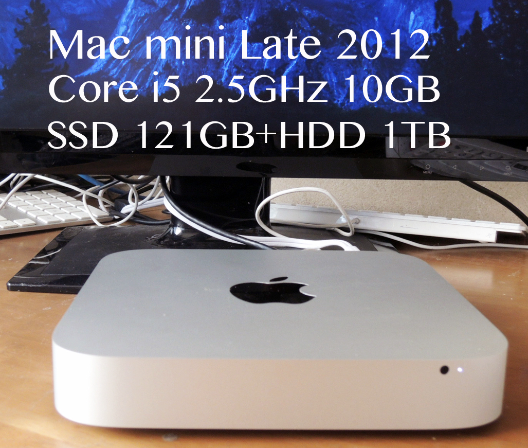 Computers/tablets & Networking Apple Mac Mini Late 2012 16gb I5 Desktops & All-in-ones