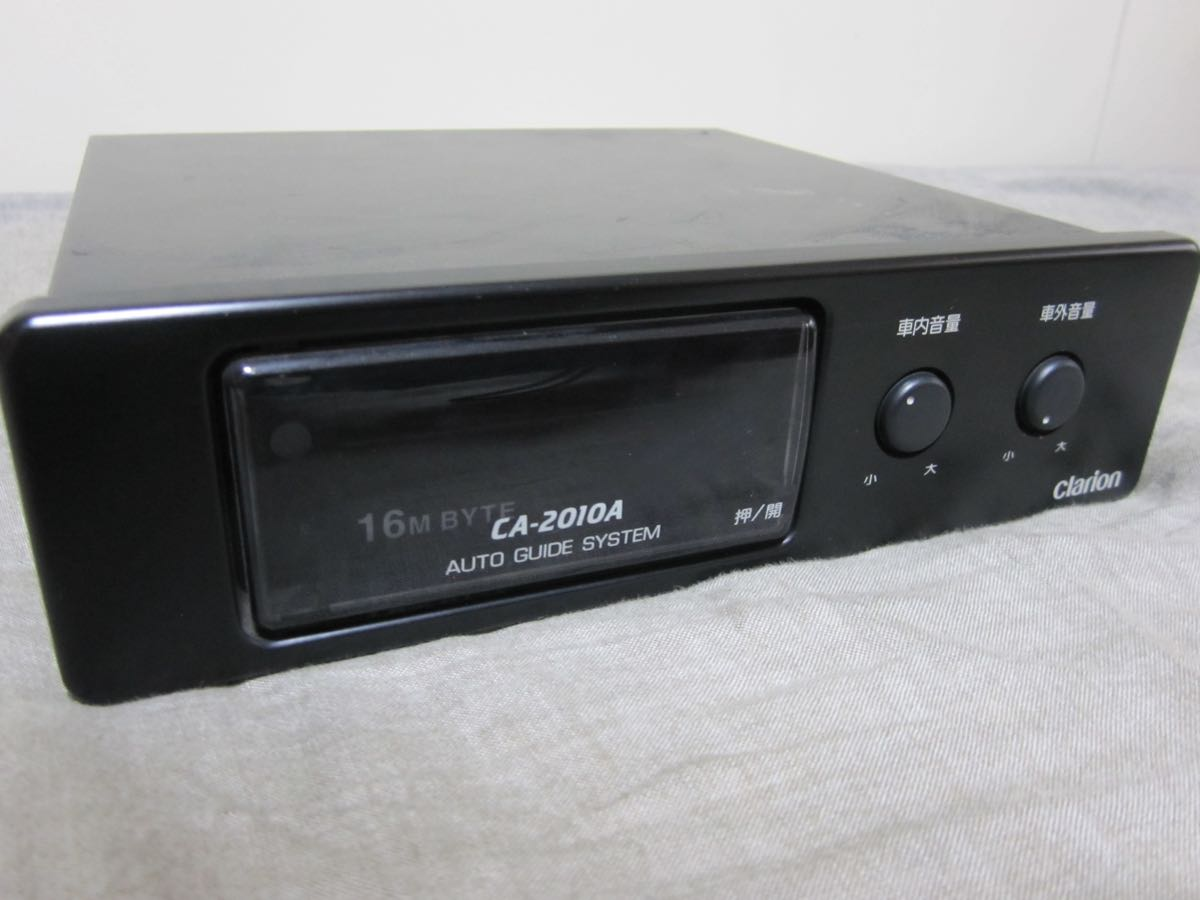 クラリオン 音声合成装置 CA-2010A