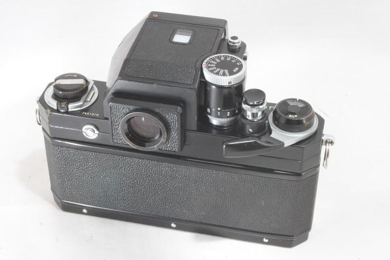 ニコン Nikon F ブラックボディ [7451370]_画像2