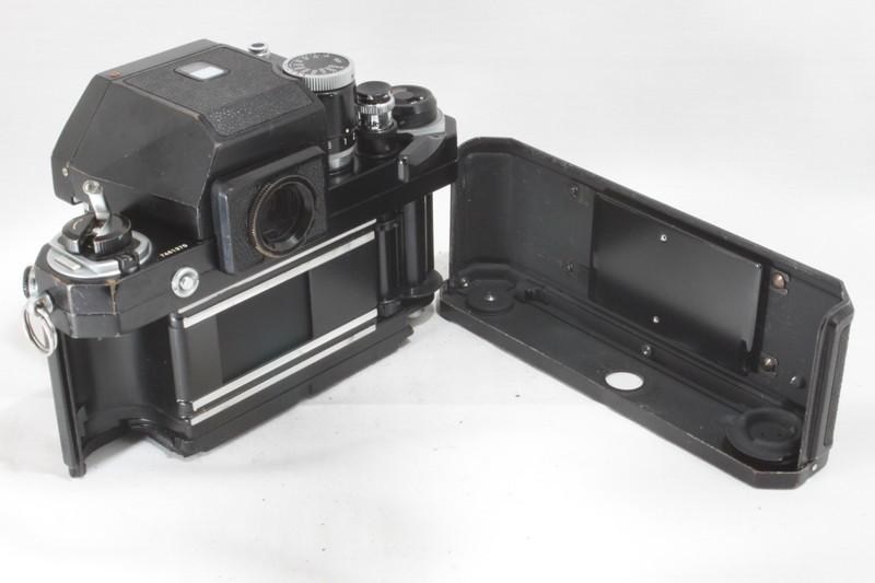 ニコン Nikon F ブラックボディ [7451370]_画像3