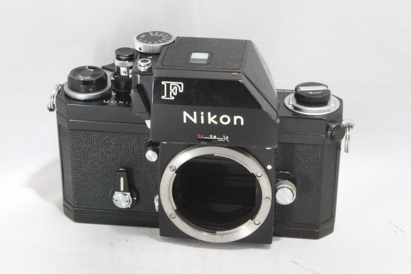 ニコン Nikon F ブラックボディ [7451370]