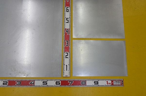 鉄亜鉛メッキ鉄平板(3.2~9.0mm厚)の(914x600~450x300mm)定寸・枚数販売F11_画像2