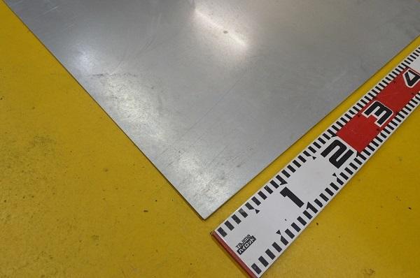 鉄亜鉛メッキ鉄平板(3.2~9.0mm厚)の(914x600~450x300mm)定寸・枚数販売F11_画像3