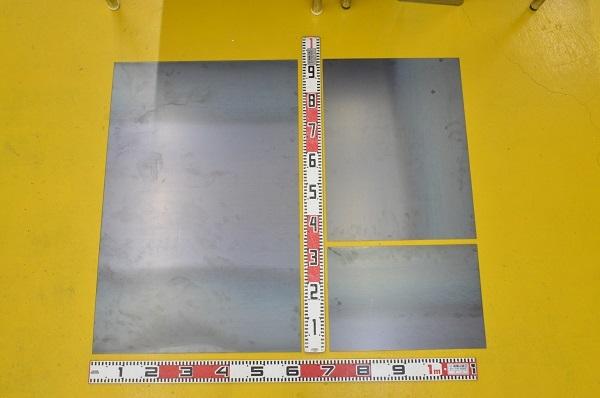 鉄 黒皮熱間圧延鋼板(1.6~6.0mm厚)の(914x600~450x300mm)定寸・枚数販売F11_画像1