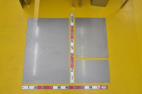 鉄 酸洗い鋼板(黒皮除去品)(1.6~6.0mm厚)の(914x600~450x300mm)定寸・枚数販売F11_画像1