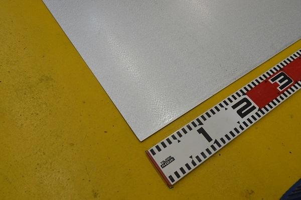 鉄 ガルバリュウム鋼板 (0.35~1.2mm厚)の(914x600~450x300mm)定寸・枚数販売F11_画像3