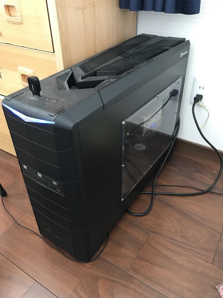 中古 自作PC Windows 10 認証済