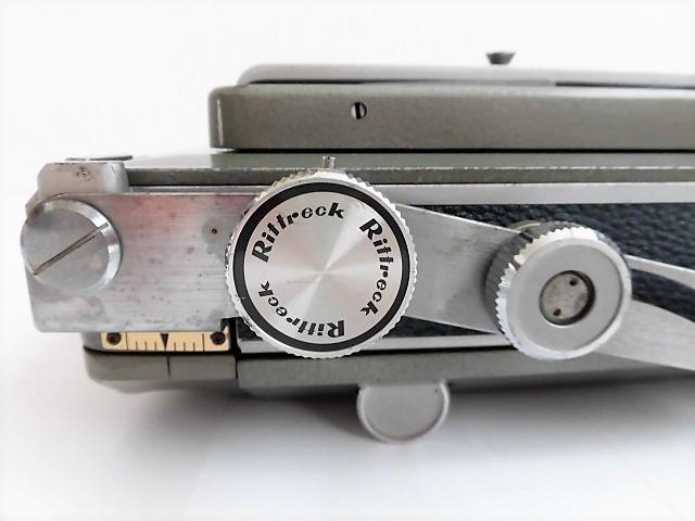 希少 武蔵野光機/RITTRECK VIEW リトレックビュー 4×5 大判カメラ 良品_画像5