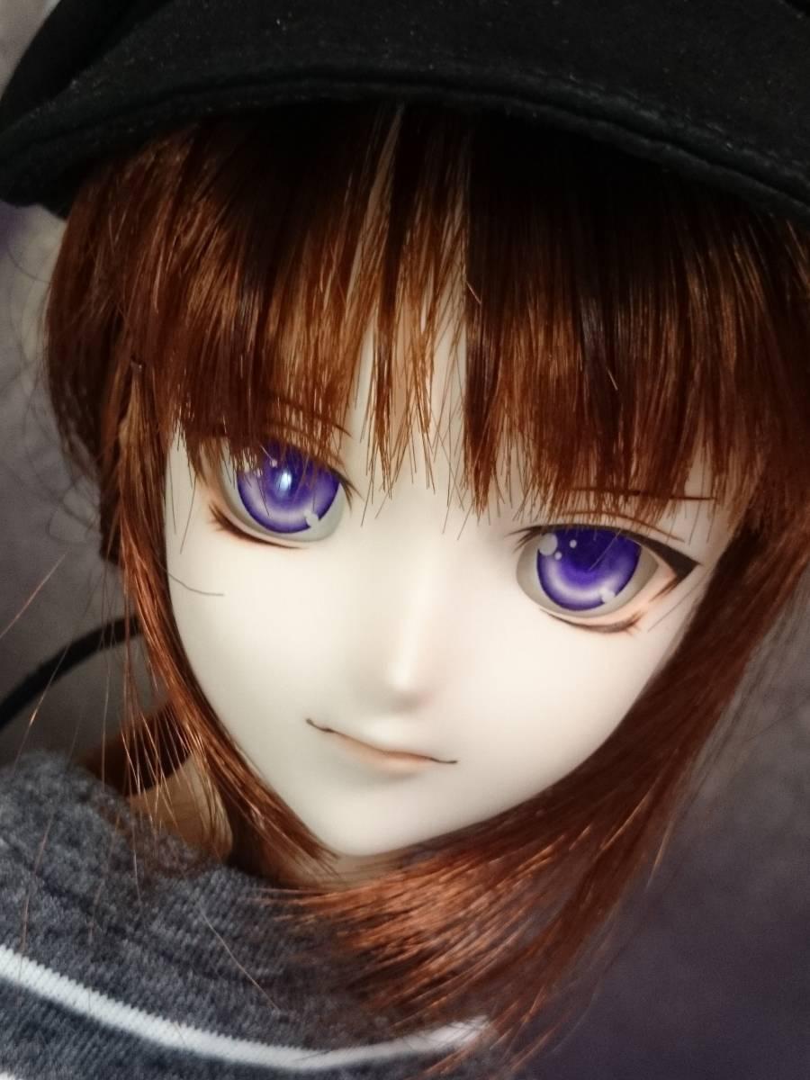 ◆sepia blue◆ DDH-07 SW肌 カスタムヘッド+アイ_画像7