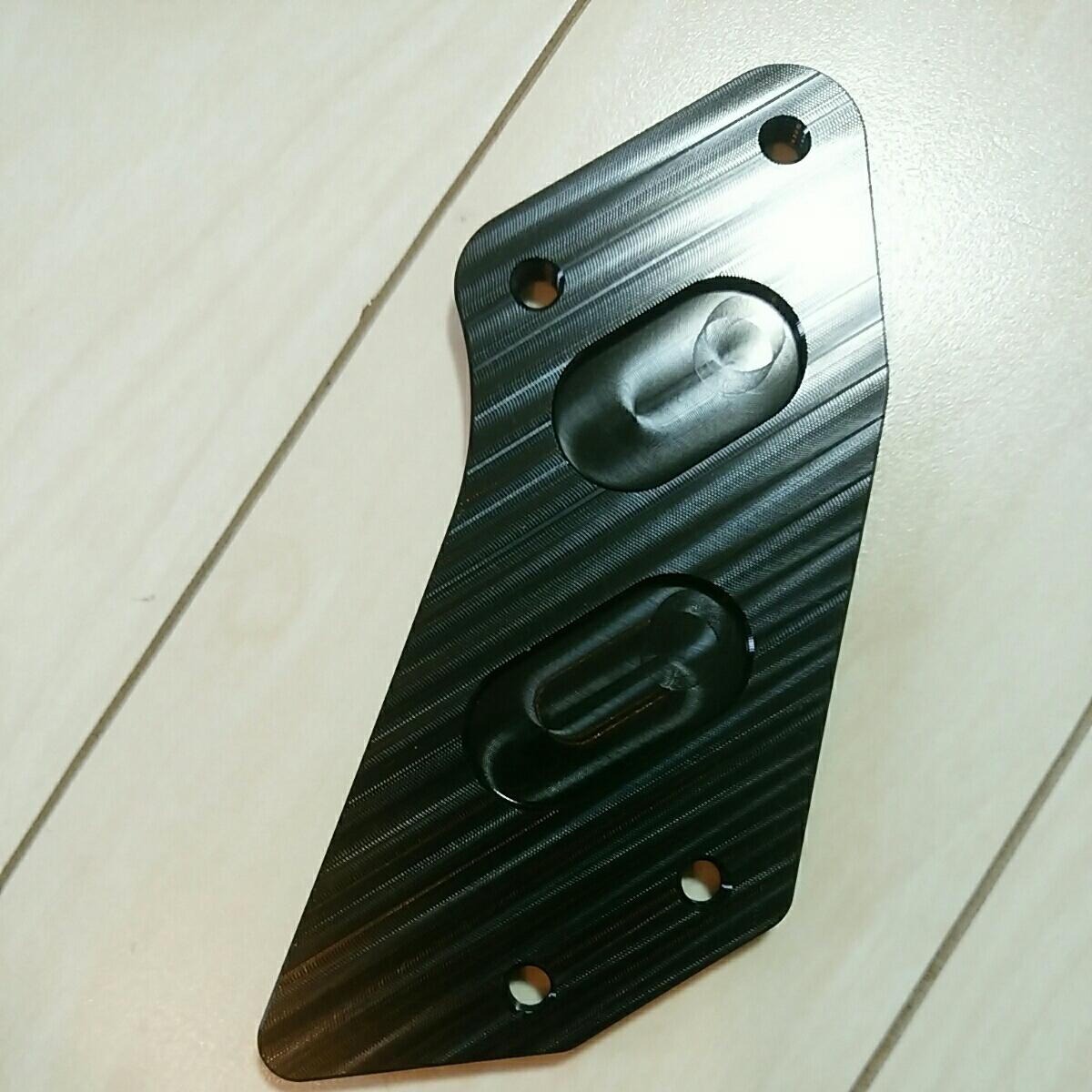 XR250 antlion 未使用品 チェーンガイド MD30 モタード BAJA バハ チェーンガード カバー アントライオン_画像4