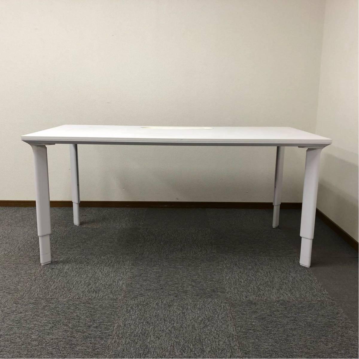◆Haworth Furniture… オフィス デスク◆ 事務机 PCデスク 机◆ヘイワース B_画像3