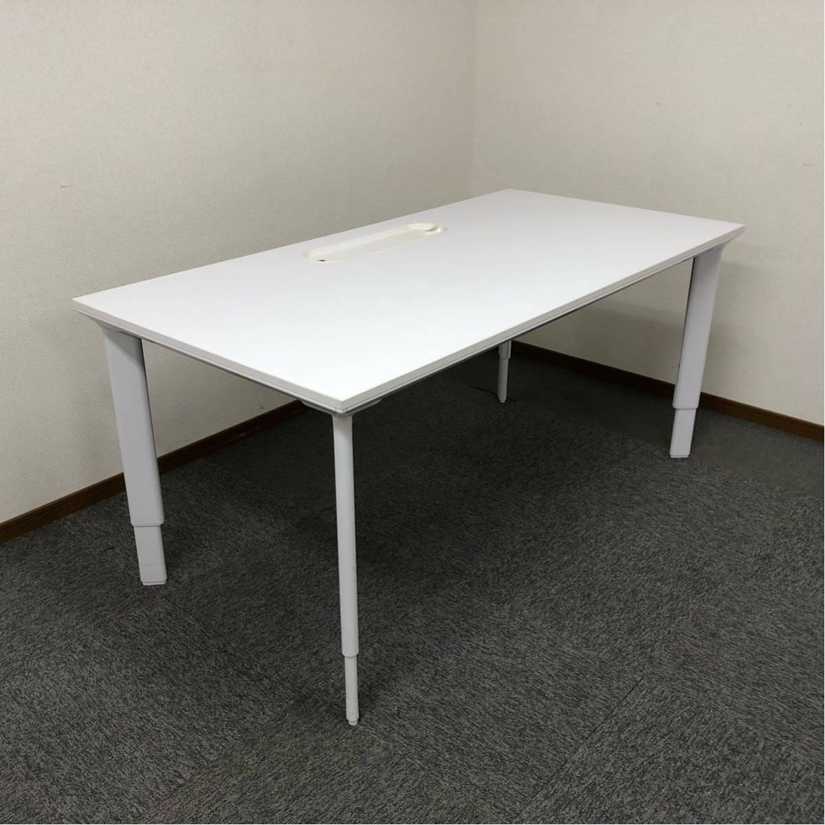 ◆Haworth Furniture… オフィス デスク◆ 事務机 PCデスク 机◆ヘイワース B