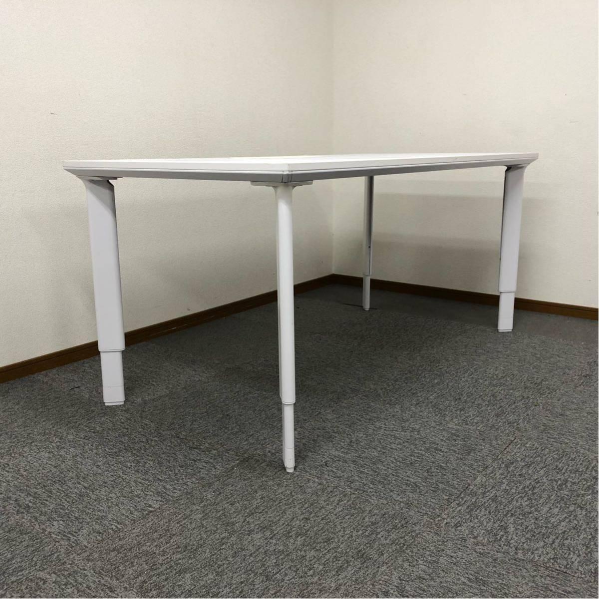 ◆Haworth Furniture… オフィス デスク◆ 事務机 PCデスク 机◆ヘイワース B_画像2