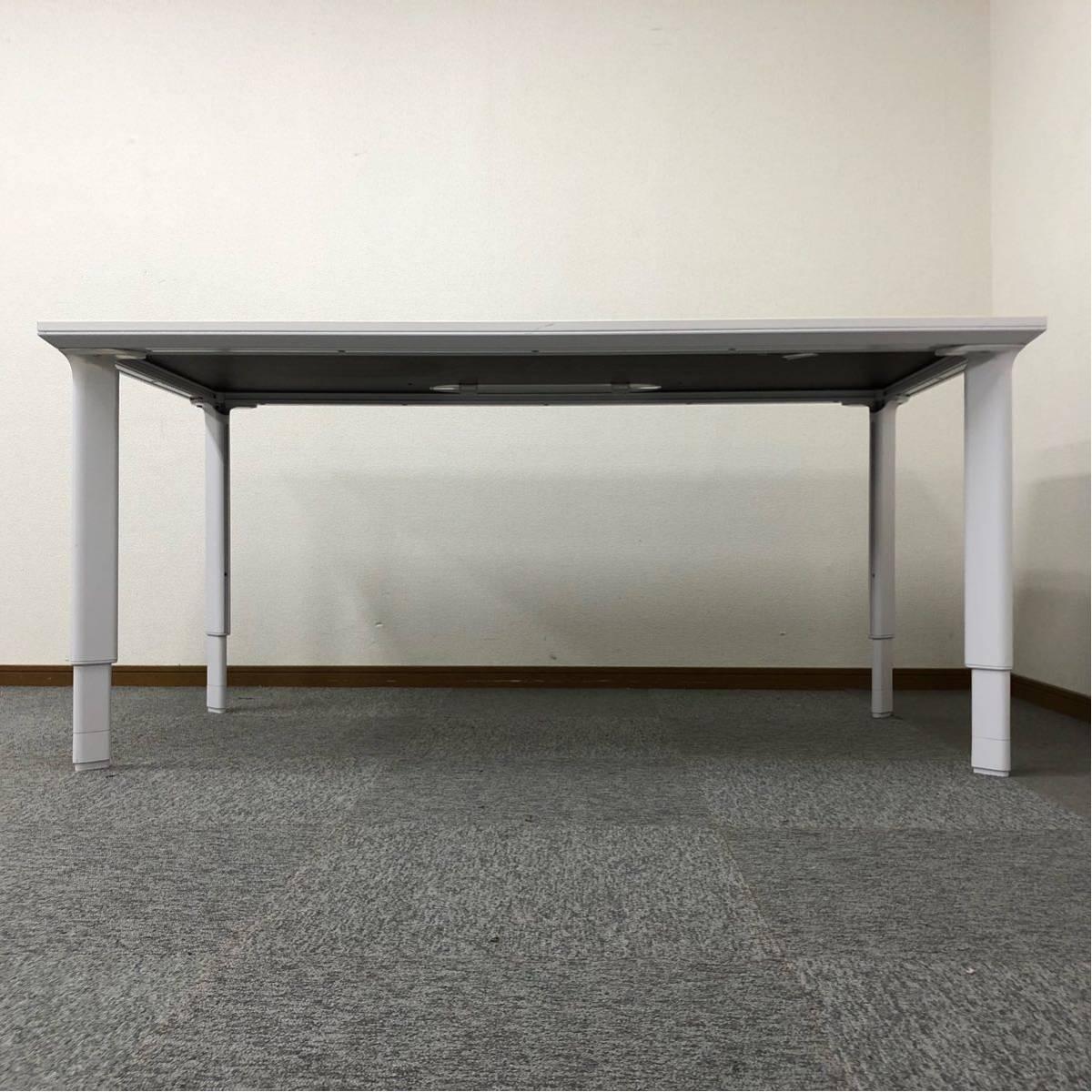 ◆Haworth Furniture… オフィス デスク◆ 事務机 PCデスク 机◆ヘイワース B_画像4