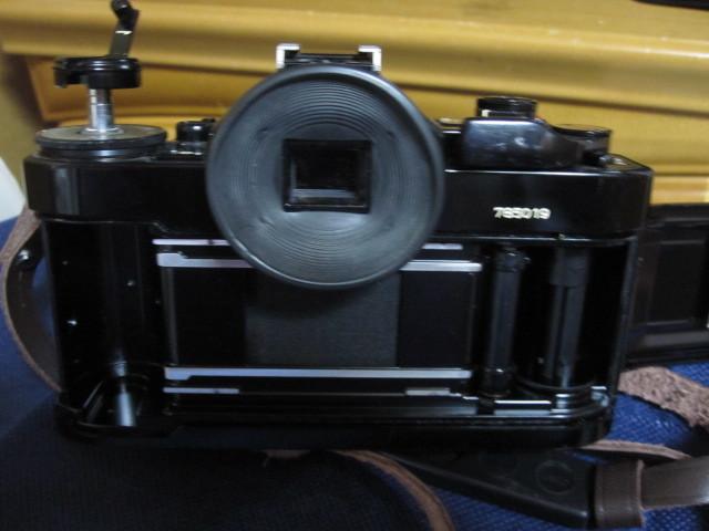 CANON キャノン A1 作動品 レンズ完備 _画像5