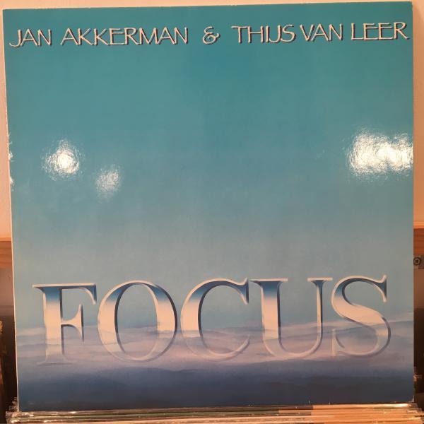 ☆Jan Akkerman Thijs Van Leer/Focus☆コズミックFUSION!_画像1