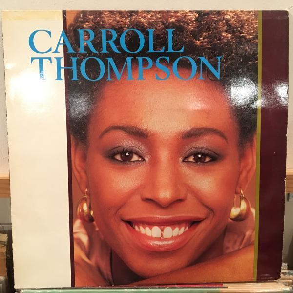 ★Carroll Thompson/Carroll Thompson★LOVERS ROCK名盤!_画像1
