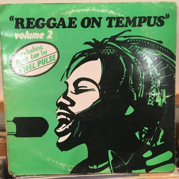 ★VA/Reggae On Tempus 2★レアコンピ!DENNIS BOVELL!