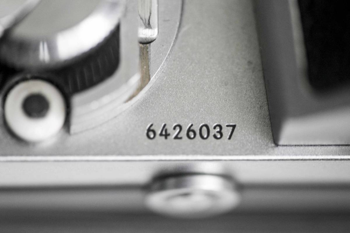 Nikon F アイレベル 58mmF1.4 レンズ付 動作確認品_画像5