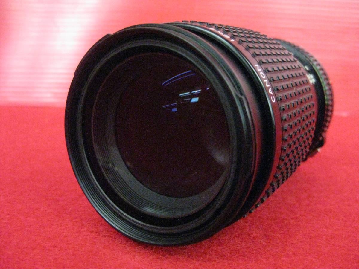 【ハッピー】Canon キャノン レンズ ZOOM New FD 35-105mm F3.5-4.5 92593 ジャンク扱い